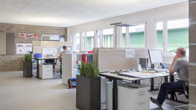 Büroräumlichkeit 1